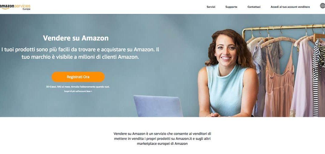 Vendere su Amazon: non avere confini, amplia il tuo mercato